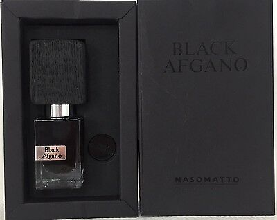 Nasomatto Black Afgano 30 Ml Extrait Parfum Spray Nuovo Originale No Blister