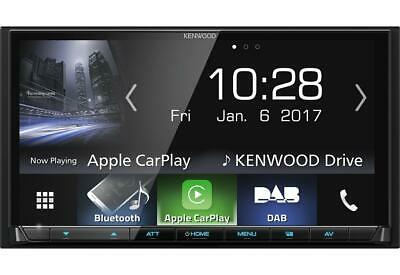 Kenwood DMX7017DABS Doppel-DIN MP3-Autoradio Touchscreen Bluetooth DAB USB