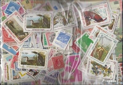 America 500 different stamps