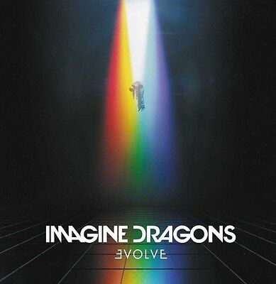 Imagine Dragons Evolve Brand New Sealed Cd