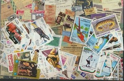 Cambodia 100 different stamps