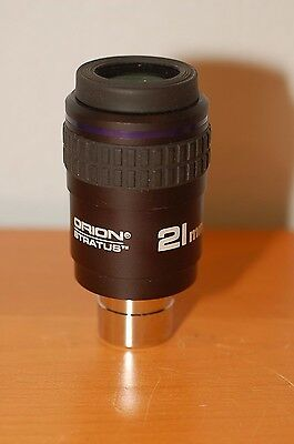 """Orion Stratus 21mm 68 Degree 1.25"""" Telescope Eyepiece Wide-Field Discontinued"""