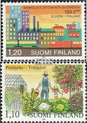 Finland 897,898 (complete issue) unmounted mint / never hinged 1982 special stam