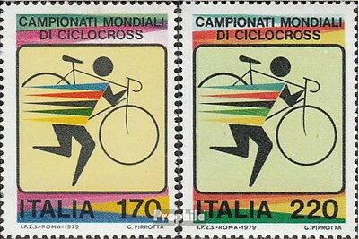 Italy 1639-1640 (complete issue) unmounted mint / never hinged 1979 Cycling-WM i