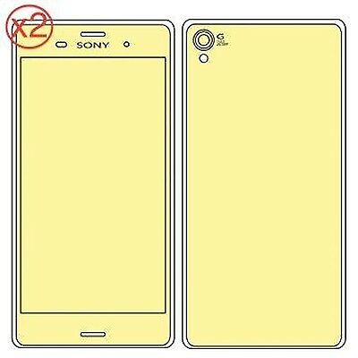 Martin Fields Overlay Plus Screen Protector (Sony Xperia Z3) Twin Pack - Incl...