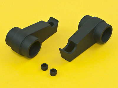 """2004-2012 GMC Canyon 2WD//4WD Rear Shock Extender For 2-4/"""" Lift Kit"""
