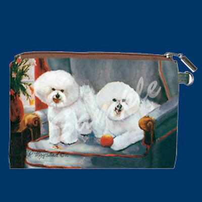 NEW BICHON FRISE White Dog Night Light Pet Dogs Ruth