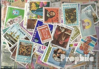 Panama 200 different stamps