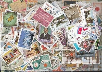 Nepal 300 different stamps
