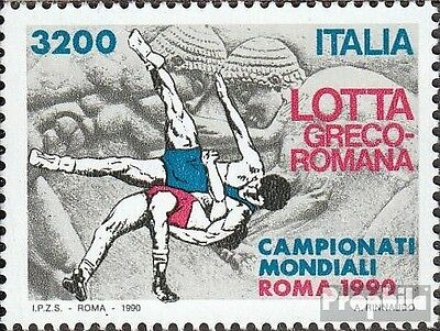 Italy 2160 (complete issue) unmounted mint / never hinged 1990 WM the Ringer