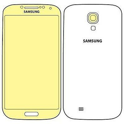 Martin Fields Overlay Plus Screen Protector (Samsung Galaxy S4) - Includes Ca...