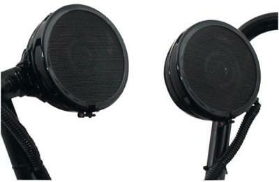MH Instruments Rumble Road Premium Amplified Stereo Speakers 131 Black 131