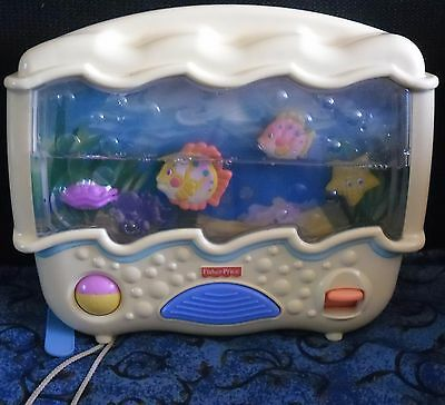 Fisher Price Aquarium Musical Ocean