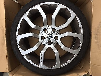 "New Range Rover Sport Salisbury >> Range Rover 20"" Alloy Wheels with tyres • £250.00 - PicClick UK"