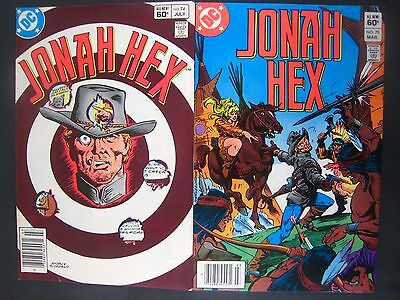 Lot of 10 ' Jonah Hex ' Comic Books.... DC Comics ...# 601