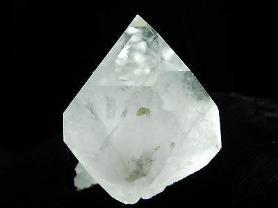 A Small 100% Natural Double Terminated QUARTZ Crystal From Arkansas! 110gr