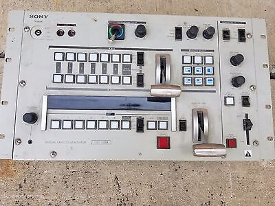Sony SEG-2000A  Special Effects Generator Video Switcher Vision Mixer
