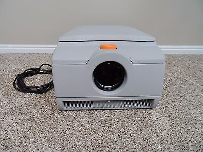 Buhl Mark Iv Opus Opaque Projector With Cover And 4 Brand New Bulbs Installed