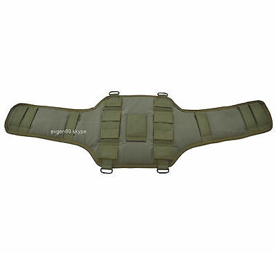 SSO / SPOSN Tactical Belt Soft Smersh Mounting Molle Olive Russian Army