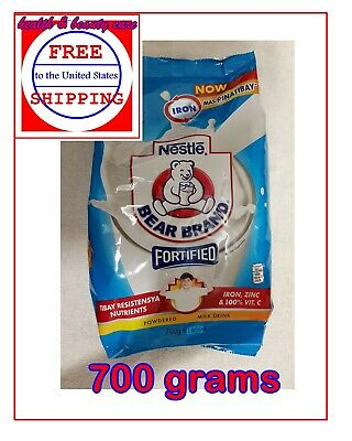 Bear Brand Powdered Milk FREE SHIPPING