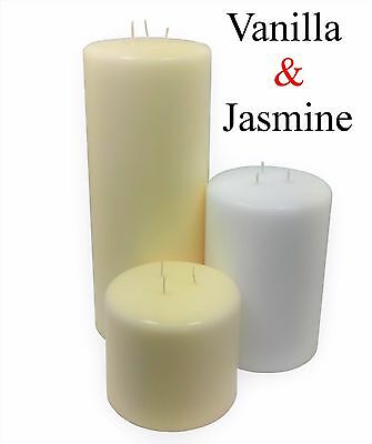 3 Wick Candle ! Multi Wick Candle ! Three Wick Scented Candle