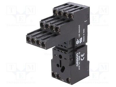 Omron Plug In Relay Base Socket Pyf 14-Ess-B