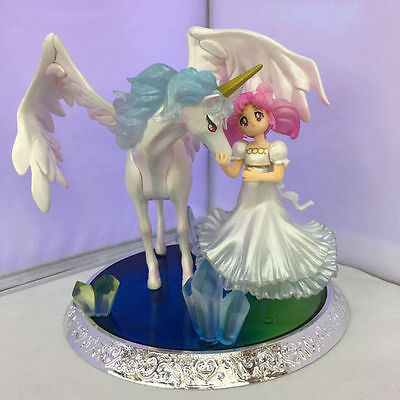 Sailor Moon Tsukino Usagi Small Lady Serenity Figure Chibiusa & Helios Figure