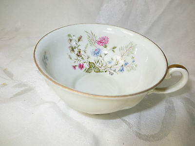 Mitterteich Bavaria Germany China Floral Tea Cup 124 22992