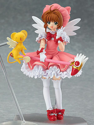 Japan Anime Card Captor Sakura Kinomoto Sakura PVC Figure Cosplay Toy New In Box