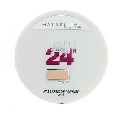 Poudre  Waterproof Maybelline 20 Cameo Super Stay 24