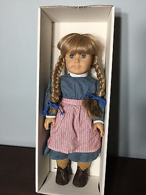 "American Girl Doll KIRSTEN 18"" Pleasant Company"