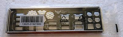 I/o Shield Backplate For Asus Sabertooth X99 13020-00183000 => No Motherboard!
