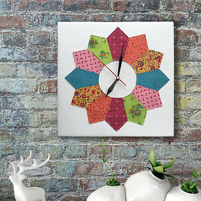 Stitch in Time - Quilt Block Clock  - Creative Card Melly & Me