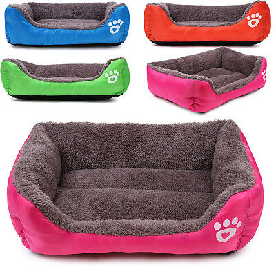 Fashion Dog Bed Kennel Oversize Medium Small Cat Pet Puppy Bed House Soft Warm
