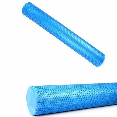 Pilates Foam Roller Long Physio Yoga Mats Fitness GYM Exercise Training 90CM