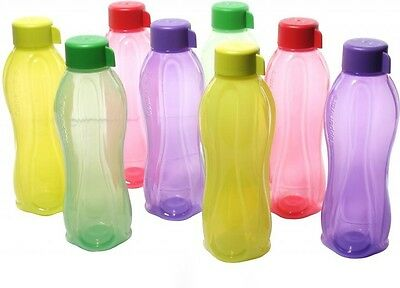 Tupperware 1000 ML Aquasafe Water bottles- ONE BOTTLE ALL COLOUR