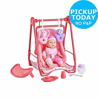Chad Valley Babies to Love 4-in-1 Doll Activity Unit
