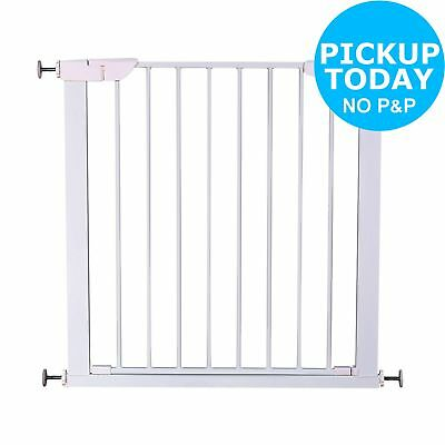 Cuggl Pressure Fit Safety Gate - White. From the Official Argos Shop on ebay