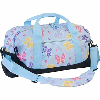 Olive Kids Butterfly Garden Overnighter Duffel Bag