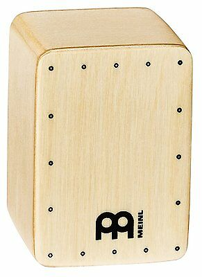 Meinl Percussion Mini Cajon Shaker Birchwood - SH50 - Best seller