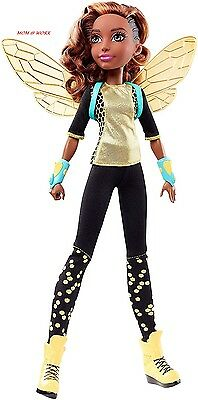 """DC Super Hero Girls Bumble Bee 12"""" Action Doll"""