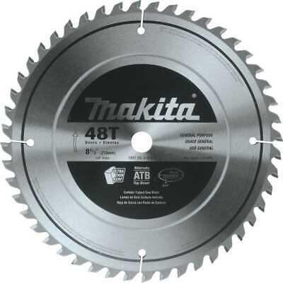 "Makita A-95934 8-1/2"" 48T CARBIDE-TIPPED MITER SAW BLADE New"