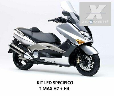 Kit Led Yamaha T-Max 500 Specifico Dal 2001 Al 2010 Tmax