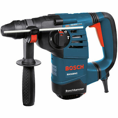 "1-1/8"" SDS-Plus Rotary Hammer Drill Bosch Tools RH328VC New"