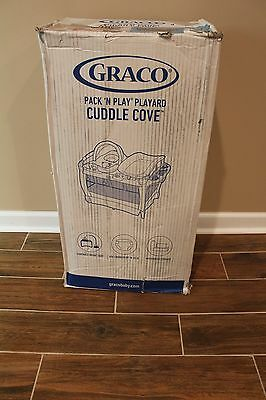 Graco® Pack 'n Play Playard with Cuddle Cove Removable Seat - Winslet