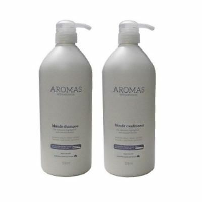 Nak Aromas Blonde Shampoo and Conditioner 1000ml Duo Pack 1 Litre