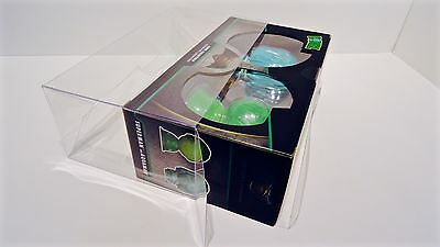 1 Box Protector For FUNKO DORBZ 2 PACKS   Custom Made Acid-Free Clear Case   New