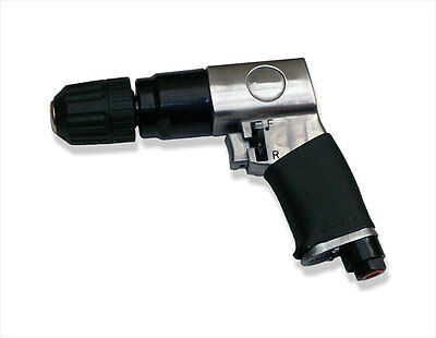 """Air Drill 3/8"""" Reversible Professional Drill New Power Air Tool Compressor"""