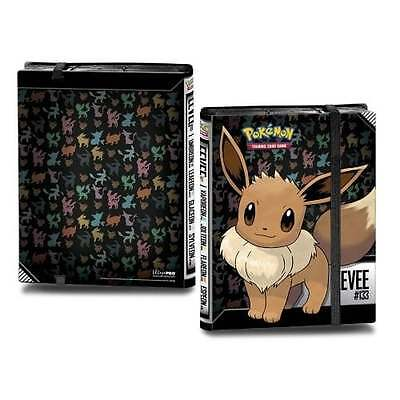Ultra Pro - Pokemon Eevee Pro Binder 9-Pocket Album Portfolio Folder A4 20 pages