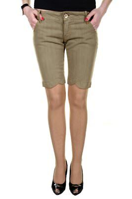 Kings Jeans BO-L670006 Shorts donna - colore Beige IT